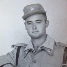 Militaria: FOTOGRAFÍA SOLDADO REGULARES. CEUTA. Lote 178389455