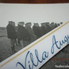Militaria: FOTO ORIGINAL E INEDITA GUERRA CIVIL CORONELES Y OFICIALES REPUBLICA TRANSMISIONES. Lote 178865336
