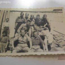 Militaria: LOTE FOTOGRAFIAS GUERRA CIVIL. Lote 178865721