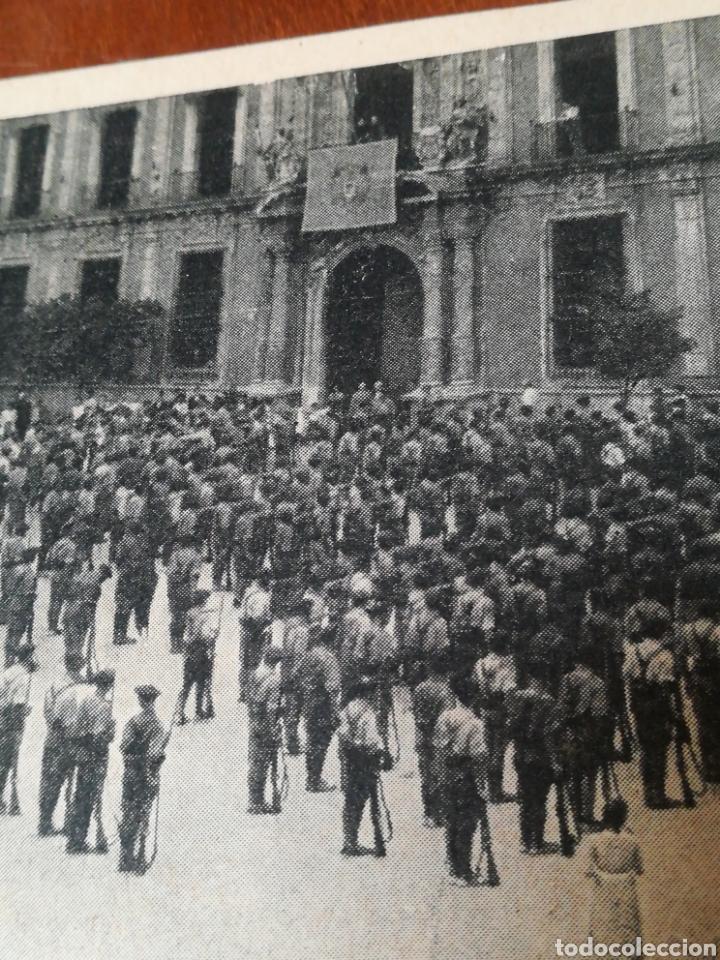 Militaria: SEVILLA 29 DE SEPTIEMBRE DE 1936 - Foto 2 - 178926910