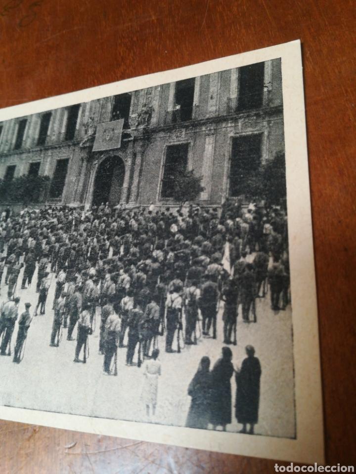 Militaria: SEVILLA 29 DE SEPTIEMBRE DE 1936 - Foto 3 - 178926910