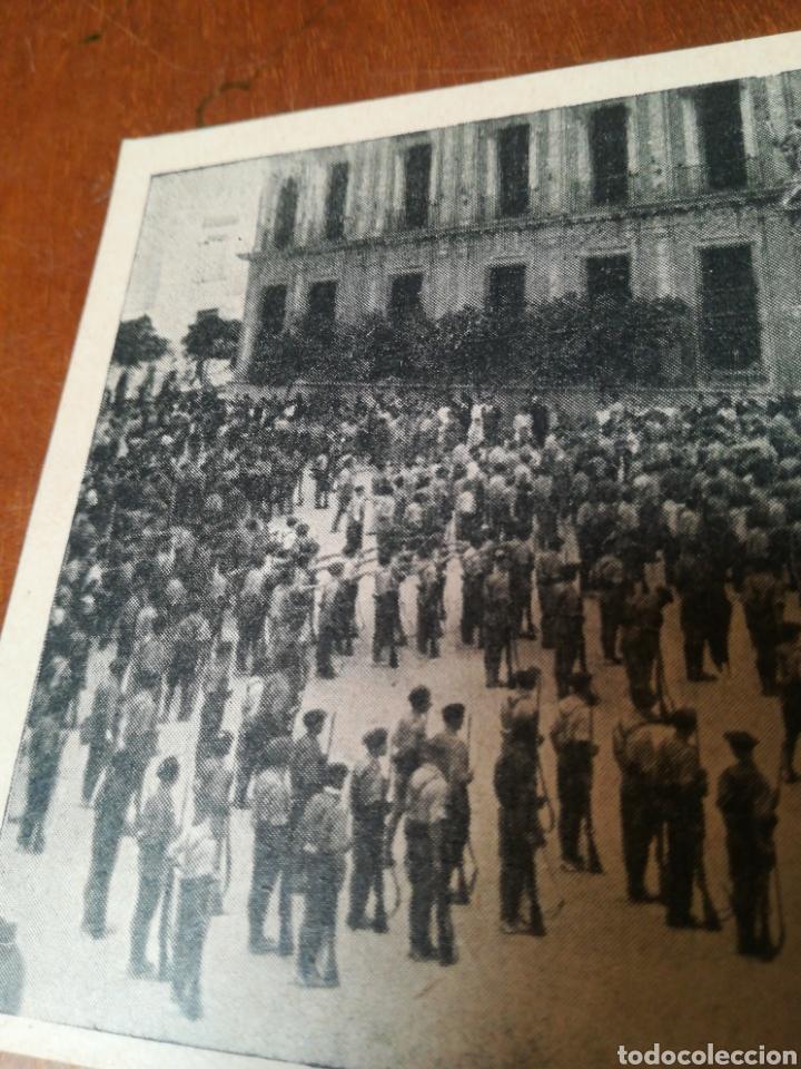 Militaria: SEVILLA 29 DE SEPTIEMBRE DE 1936 - Foto 4 - 178926910