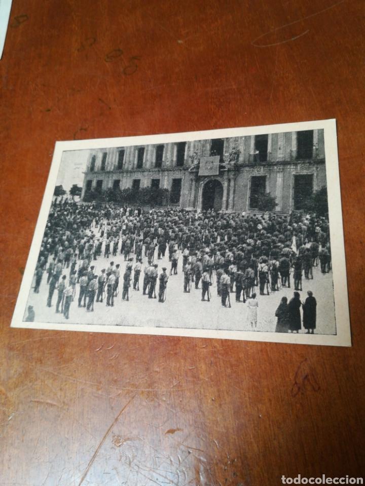 SEVILLA 29 DE SEPTIEMBRE DE 1936 (Militar - Fotografía Militar - I Guerra Mundial)