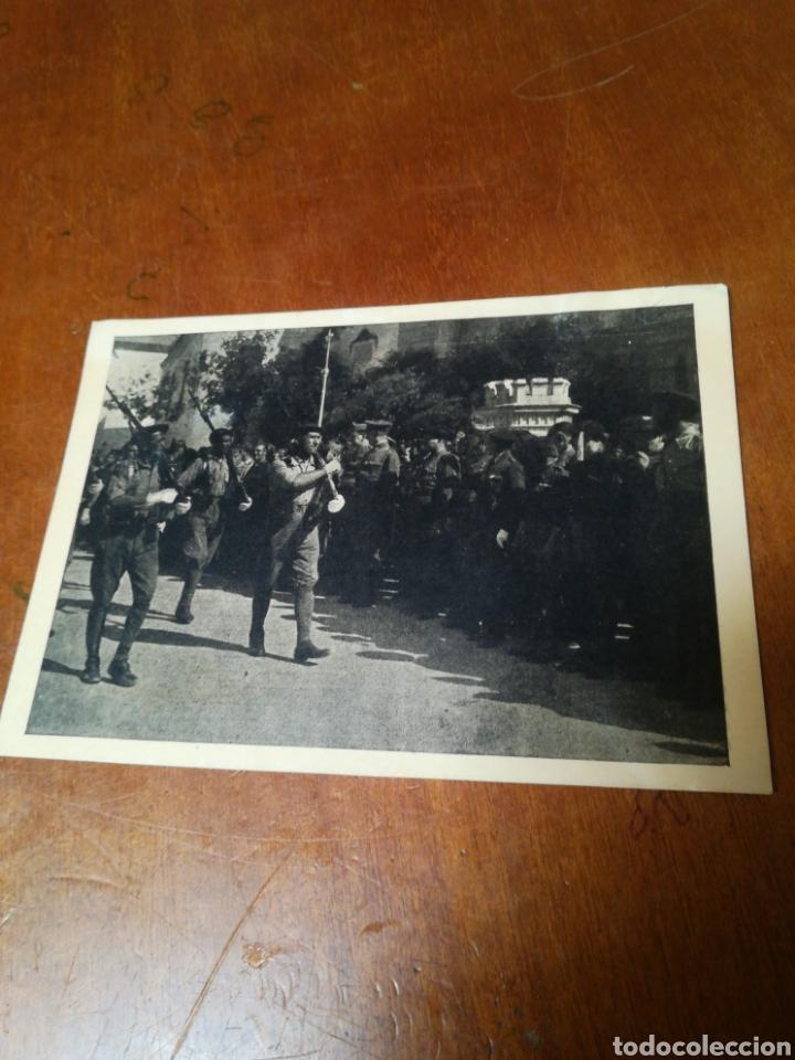 ANTIGUA FOTO POSTAL, SEVILLA JULIO 1936 (Militar - Fotografía Militar - I Guerra Mundial)