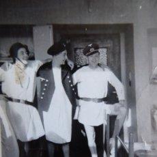 Militaria: FOTOGRAFÍA MARINEROS ALEMANES KRIEGSMARINE. ADMIRAL GRAF SPEE HOSPITAL. Lote 179041122