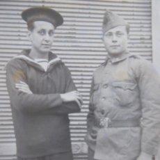 Militaria: FOTOGRAFÍA MARINERO COMPAÑÍAS DEL MAR DEL RIF.. Lote 179102440