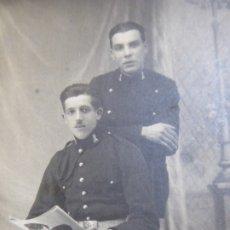 Militaria: FOTOGRAFÍA SOLDADOS INGENIEROS DEL EJÉRCITO ESPAÑOL.. Lote 179103626