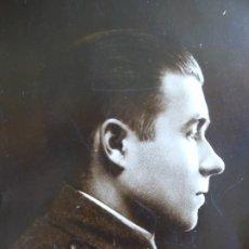 Militaria: FOTOGRAFÍA SOLDADO DEL EJÉRCITO ESPAÑOL. CEUTA 1928. Lote 179104188