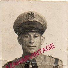Militaria: 1941, FOTOGRAFIA CARNET, POLICIA ARMADA, 35X50MM. Lote 179192493