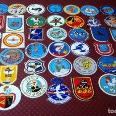 Militaria: GRAN LOTE ADHESIVOS EJERCITO AIRE . Lote 179333557