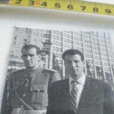 Militaria: FOTO MILITAR PLACA DE MILICIAS UNIVERSITARIAS. REVERSO SELLO FOTO SIERRA OVIEDO ASTURIAS. Lote 179387311