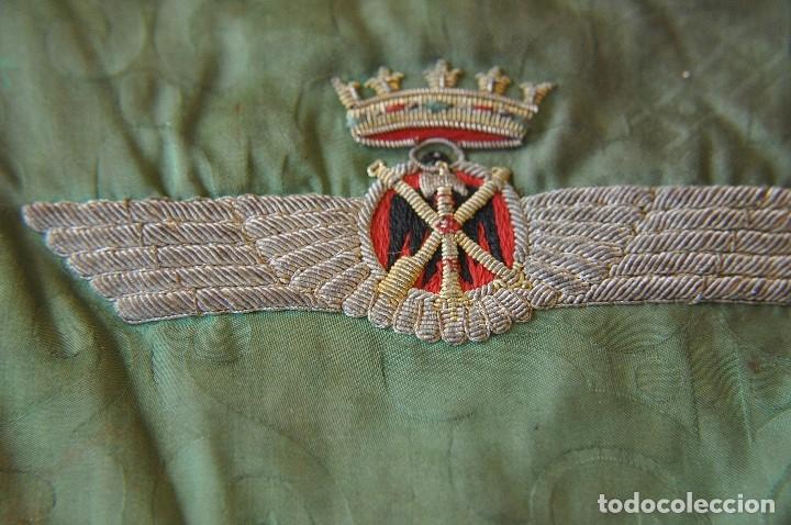 BANDERIN GUERRA CIVIL LEGION CONDOR (Militar - Fotografía Militar - Guerra Civil Española)