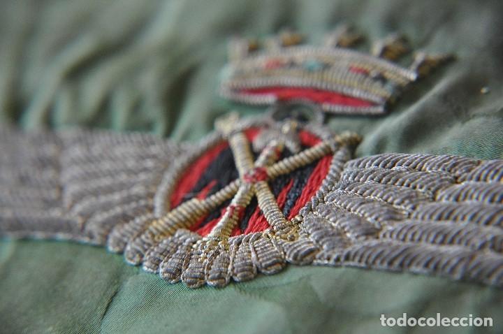 Militaria: BANDERIN GUERRA CIVIL LEGION CONDOR - Foto 3 - 180171245