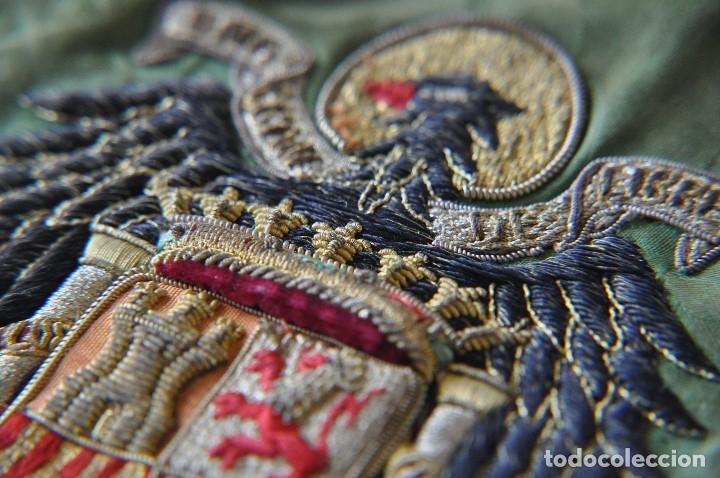 Militaria: BANDERIN GUERRA CIVIL LEGION CONDOR - Foto 10 - 180171245
