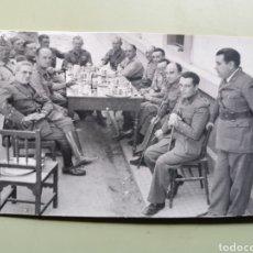 Militaria: GEFES MILITARES. GUERRA CIVIL.. Lote 180173086