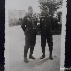 Militaria: SOLDADOS DE LA WEHRMACHT EN NORUEGA. III REICH. AÑO 1940. Lote 180186298