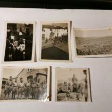 Militaria: PUERTO DE SANTA CRUZ. CÁCERES XI-1937. EXTREMADURA. Lote 180198265
