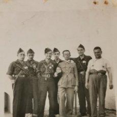 Militaria: FOTOGRAFÍA GUERRA CIVIL.. Lote 180198968
