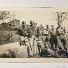 Militaria: AJUARON ZARAGOZA MARZO 1938. GUERA CIVIL.. Lote 180199666