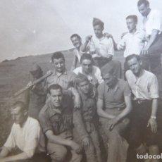 Militaria: FOTOGRAFÍA SOLDADOS DEL EJÉRCITO NACIONAL.. Lote 180199702