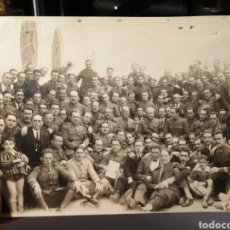 Militaria: FOTOGRAFIA DE MILITARES DE INFANTERIA. EPOCA DE LOS AÑOS 20. Lote 180200106