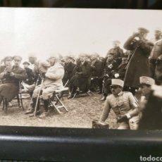 Militaria: FOTOGRAFÍA DE MANIOBRAS DEL EJÉRCITO. ALFONSO XIII. TOLEDO. Lote 180200501