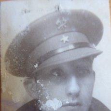 Militaria: FOTOGRAFÍA SUBTENIENTE CABALLERÍA DEL EJÉRCITO ESPAÑOL.. Lote 180206008