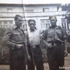 Militaria: FOTOGRAFÍA SOLDADOS DEL EJÉRCITO NACIONAL.. Lote 180206387