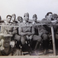 Militaria: FOTOGRAFÍA OFICIALES DEL EJÉRCITO ESPAÑOL.. Lote 180206487
