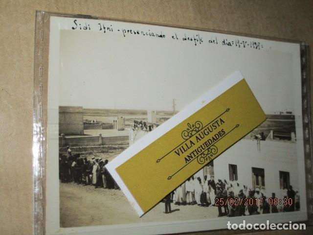 Militaria: FOTO INEDITA DESFILE DE FIN DE GUERRA CIVIL ALTOS MANDOS 19 - V -1939 ESPERANDO - Foto 3 - 180212365