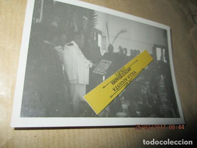 Militaria: FOTO INEDITA DISCURSO DE MANDOS LEGION SOBRE FINAL GUERRA CIVIL 19 - V -1939 ESPERANDO - Foto 2 - 180212573