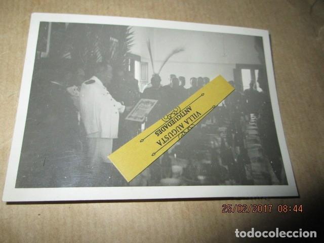 Militaria: FOTO INEDITA DISCURSO DE MANDOS LEGION SOBRE FINAL GUERRA CIVIL 19 - V -1939 ESPERANDO - Foto 4 - 180212573