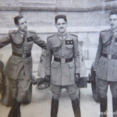 Militaria: FOTOGRAFÍA ALFÉRECES PROVISIONALES DEL EJÉRCITO ESPAÑOL. GUADALAJARA. Lote 180280675