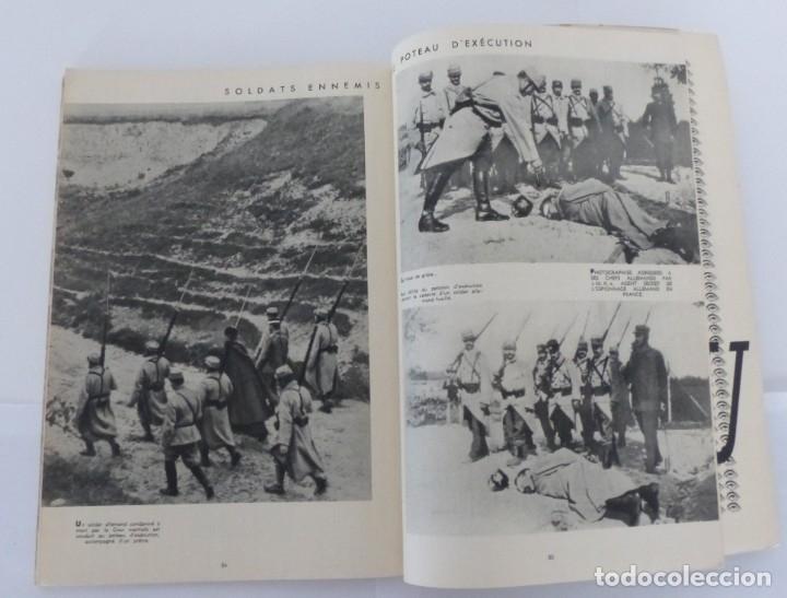 Militaria: IMAGES SECRÈTRES DE LA GUERRE - 200 PHOTOS - CENSURÉES EN FRANCE - 1933. - Foto 3 - 180483361