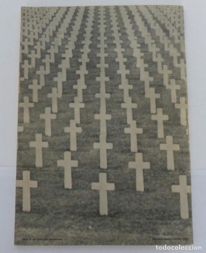 Militaria: IMAGES SECRÈTRES DE LA GUERRE - 200 PHOTOS - CENSURÉES EN FRANCE - 1933. - Foto 4 - 180483361
