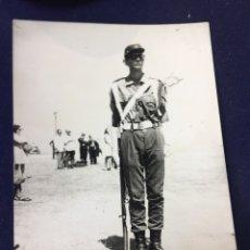Militaria: FOTOGRAFIA MILITAR - EJERCITO - AÑO 1968 - 7.5X10.5CM. Lote 180919776