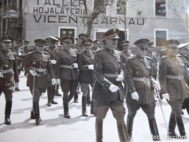 FOTOGRAFÍA OFICIALES DEL EJÉRCITO ESPAÑOL. CASTELLÓN (Militar - Fotografía Militar - Otros)