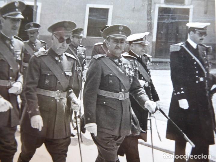 Militaria: Fotografía oficiales del ejército español. Castellón - Foto 5 - 181140155