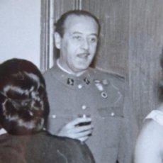 Militaria: FOTOGRAFÍA CORONEL DEL EJÉRCITO ESPAÑOL.. Lote 181143348
