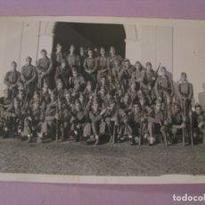 Militaria: FOTO MILITARES. 14X9 CM.. Lote 181426110