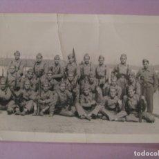 Militaria: FOTO MILITARES. 14X9 CM.. Lote 181426203