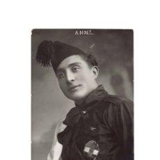 Militaria: FASCISTA ITALIANO 1923. POSTAL FOTOGRÁFICA.. Lote 181587510