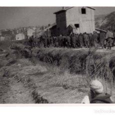 Militaria: IRÚN.(GUIPÚZCOA).- TOMA DE IRÚN POR LOS NAVARROS. 3 SEPTIEMBRE 1936. 21,X16,5.. Lote 181778216