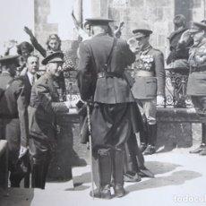 Militaria: FOTOGRAFÍA GENERAL DE BRIGADA DEL EJÉRCITO ESPAÑOL. SANTIAGO DE COMPOSTELA. Lote 181955603