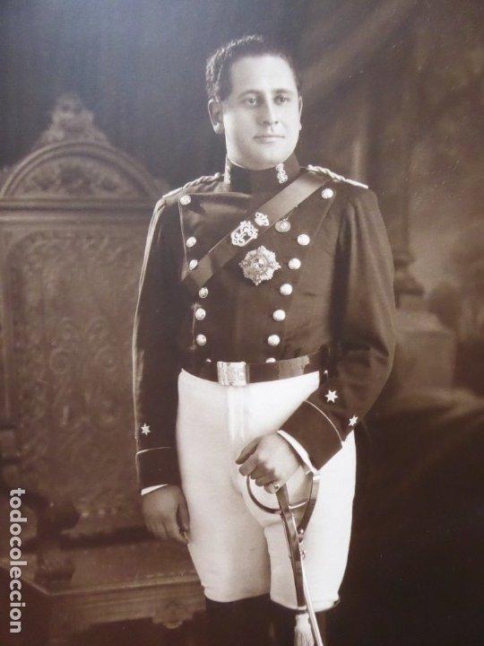 FOTOGRAFÍA TENIENTE GUARDIA CIVIL. 1931 (Militar - Fotografía Militar - Otros)