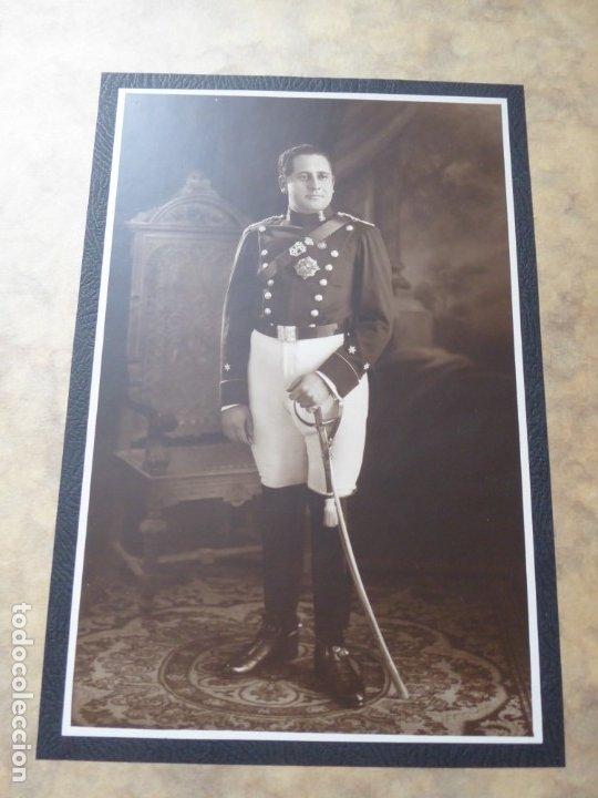 Militaria: Fotografía teniente Guardia Civil. 1931 - Foto 3 - 182033908