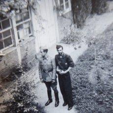 Militaria: FOTOGRAFÍA FALANGISTA. VITORIA 1936. Lote 182119021