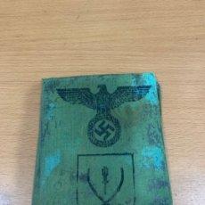 Militaria: DOCUMENTACION KOSAKEN DIVISION NAZI 1943. Lote 182218336