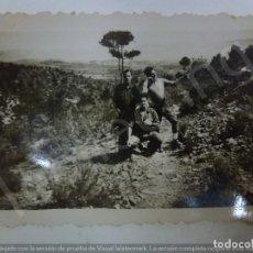 Militaria: FOTOGRAFÍA ORIGINAL. GUERRA CIVIL. SOLDADOS. MEDIDAS: 6,5 CM X 4,5 CM. Lote 182381953