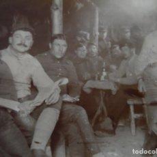 Militaria: INTERIOR DE UNA JAULA. EJERCITO FRANCES. AÑOS 1914-18. Lote 182424635